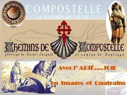 diaporama pps Les chemins de compostelle