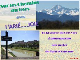diaporama pps Les chemins du Gers