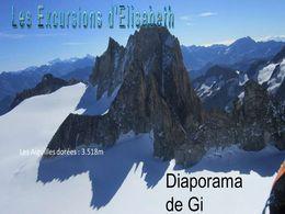 diaporama pps Les excursions d'Elisabeth