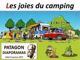 diaporama pps Les joies du camping