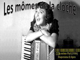 diaporama pps Les mômes de la cloche