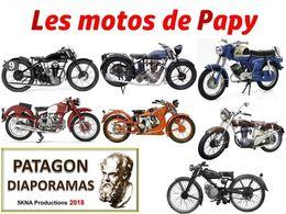 diaporama pps Les motos de papy