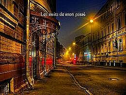 diaporama pps Les nuits de mon passé
