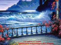 diaporama pps Les vagues et l'océan