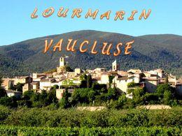diaporama pps Lourmarin – Vaucluse