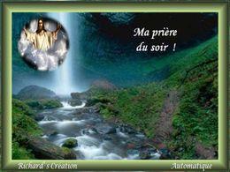 diaporama pps Ma prière du soir