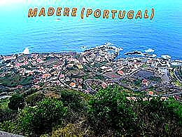 diaporama pps Madère – Portugal