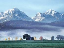 diaporama pps Magnificence des paysages montagneux