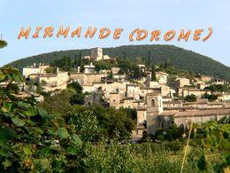 diaporama pps Mirmande – Drôme