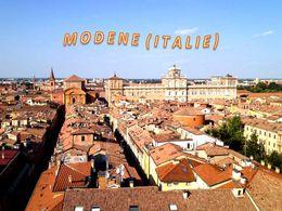 diaporama pps Modène – Italie