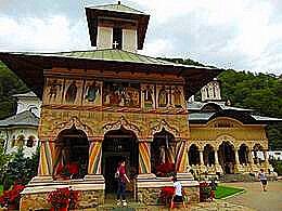 diaporama pps Monastère de Lainici