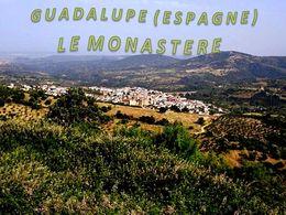 diaporama pps Monastère Guadalupe – Espagne