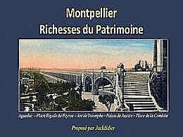 diaporama pps Montpellier richesses du patrimoine