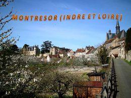 diaporama pps Montrésor Indre-et-Loire