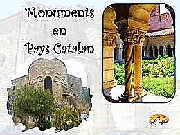 diaporama pps Monuments du pays catalan