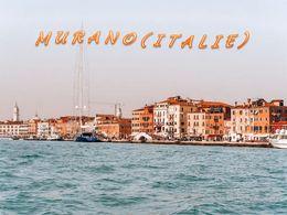 diaporama pps Murano Italie