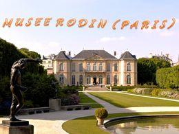 diaporama pps Musée Rodin – Paris