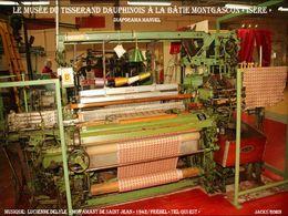 diaporama pps Musée du Tisserand – La Bâtie-Montgascon