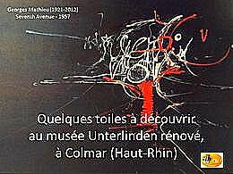 diaporama pps Musée Unterlinden – Colmar – Haut-Rhin