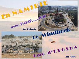 diaporama pps Namibie 1