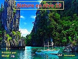diaporama pps Nature en rêve 19