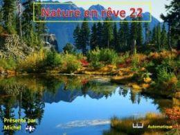 diaporama pps Nature en rêve 22