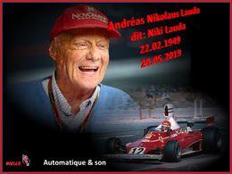 diaporama pps Niki Lauda