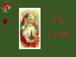 diaporama pps Noëls d'autrefois