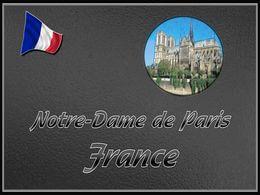 diaporama pps Notre-Dame de Paris