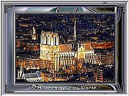 diaporama pps Ô Notre-Dame de Paris