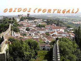 diaporama pps Obidos – Portugal