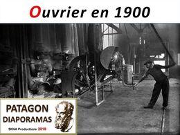 diaporama pps Ouvrier en 1900