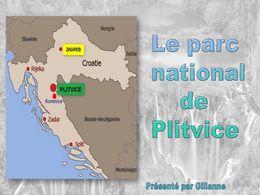 diaporama pps Parc des lacs de Plitvice