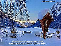 diaporama pps Paysages d'hiver et citations de g.b. Shaw