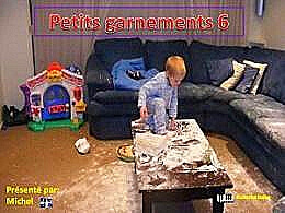 diaporama pps Petits garnements 6