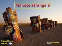 diaporama pps Planète étrange 3