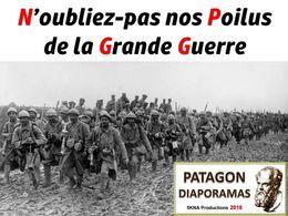 diaporama pps Poilus de la grande guerre