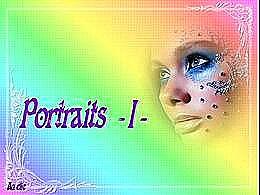 diaporama pps Portraits I