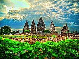 diaporama pps Prambanan – Indonesia