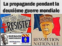 diaporama pps Propagande deuxième guerre mondiale