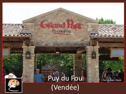 diaporama pps Puy du Fou – Vendée