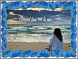 diaporama pps Quand j'irai voir la mer