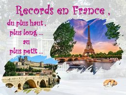 diaporama pps Records en France