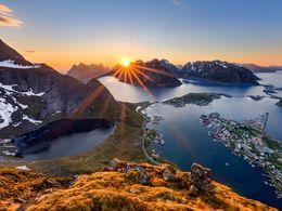 diaporama pps Reinebringen Norway