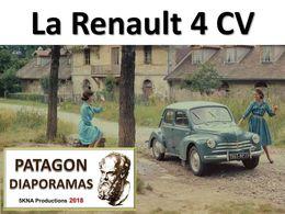 diaporama pps Renault 4CV