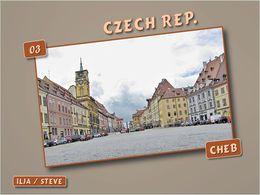 diaporama pps République Tchèque – Cheb