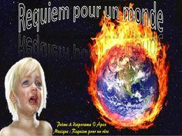 diaporama pps Requiem pour un monde
