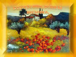 diaporama pps Roger Keiflin peint la Provence