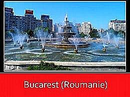 diaporama pps Roumanie – Bucarest