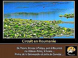 diaporama pps Roumanie Sinaia et Tulcea